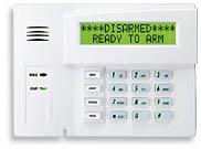 honeywell security keypad