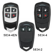 security system remote
